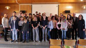 Politik zum Anfassen an den Graf-Stauffenberg-Schulen