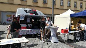 MakeBambergSkateAgain beim Weltkulturerbetag