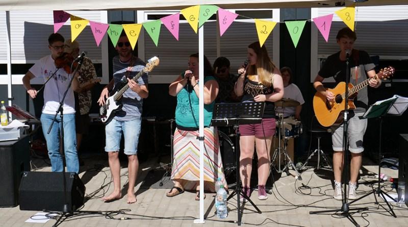 Sommerfest Ost