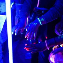 U16-Party: NEON