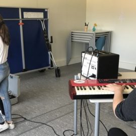 Workshop im Jugendtreff Ost