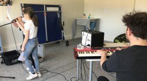 Workshop im Jugendtreff Ost