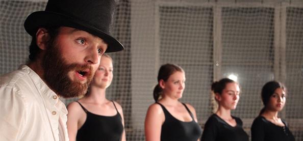 01.- 03.02. // Bamberg University English Drama Group Wintershow