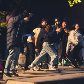 """Eröffnung des Skateparks """"Skate Island"""""""