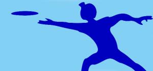 2.10. // Frisbee – Schräg Vorwärts