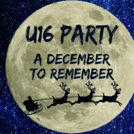 07.12. // A December to remember: U16-Party