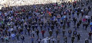12.02. // One Billion Rising – Übungsstunde für Tanz