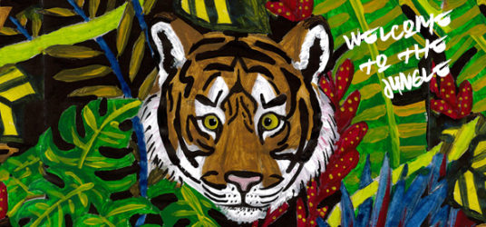 """U16-Party: """"Welcome to the Jungle"""""""