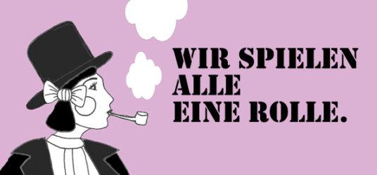 """28.08.2020 // Abendveranstaltung """"Wir spielen alle eine Rolle"""" – Poetryslam-Workshop und Stummfilm"""
