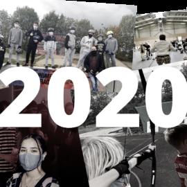 Das war 2020!