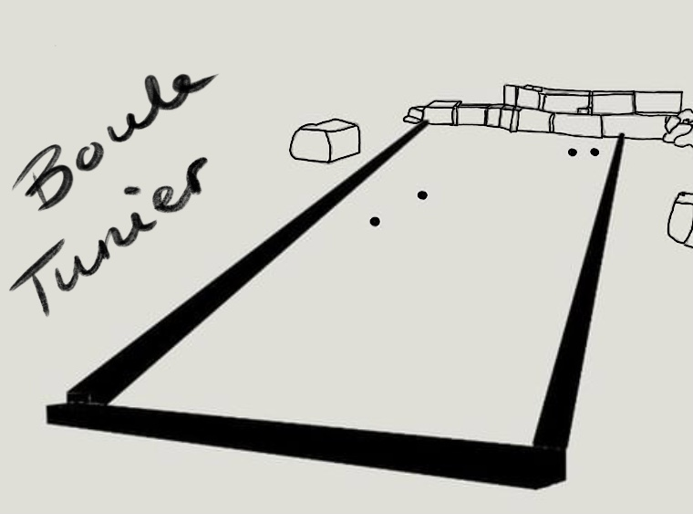 23.10. // Boule Tunier im Juz
