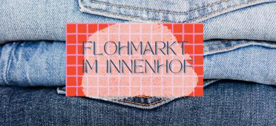 18.09. // Flohmarkt im Innenhof