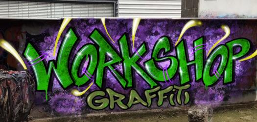 13.10. // Graffiti-Workshop
